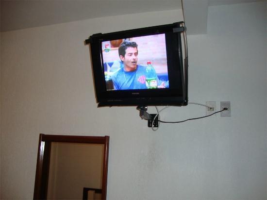Hotel Opala Avenida : TV