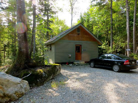 Canoes kayaks and equipment shed picture of new england for Garden shed tripadvisor
