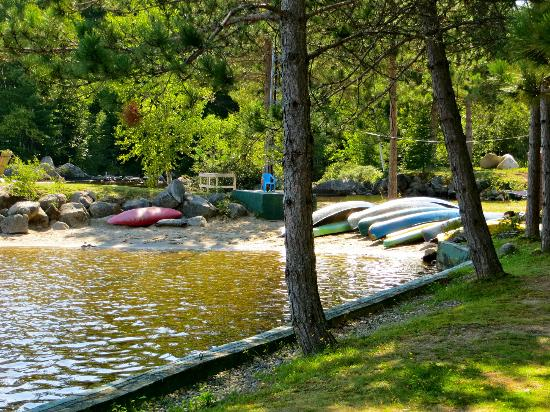 New England Outdoor Center - NEOC : free canoes