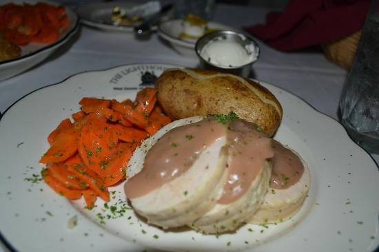 Lighthouse Inn: Cape Cod Chicken
