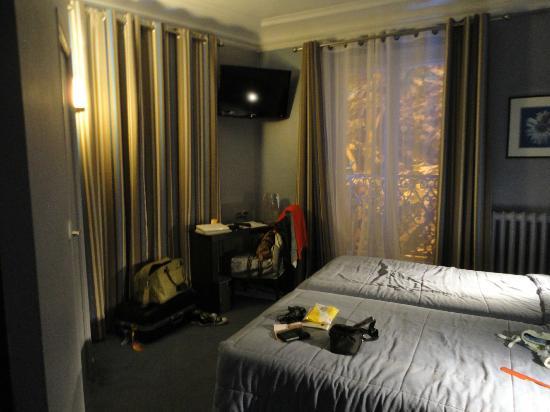 Avalon Paris Hotel: Habitación