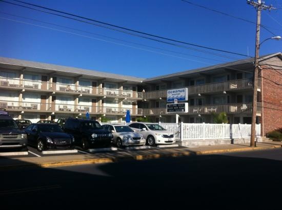 Oceanus Motel: oceanus