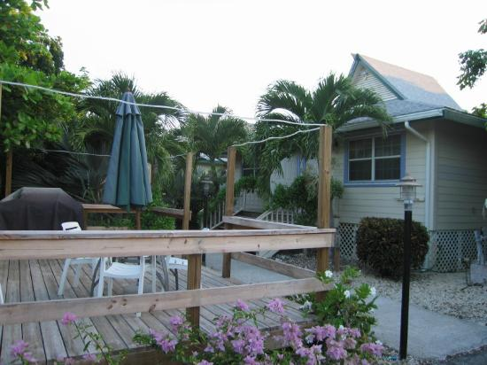 Cobalt Coast Grand Cayman Resort: Cabins