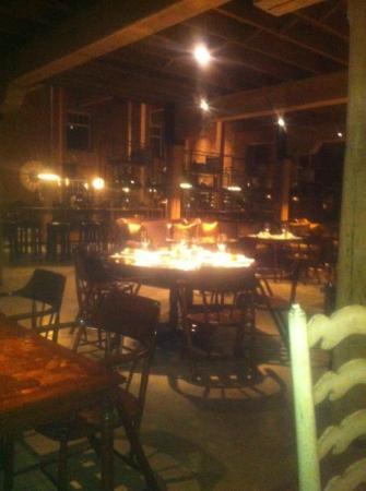 The Singular Patagonia Restaurant: Noche en Puerto Bories