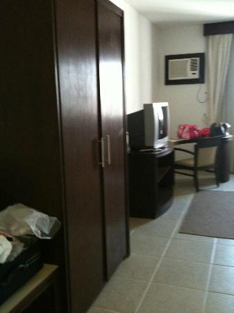 Mondrian Suite Hotel: quarto ap 138
