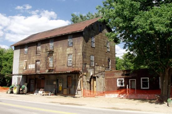 The Mill Tales Inn before Renovations