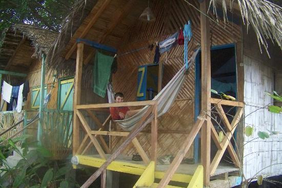 Hosteria Itapoa: Our cabana
