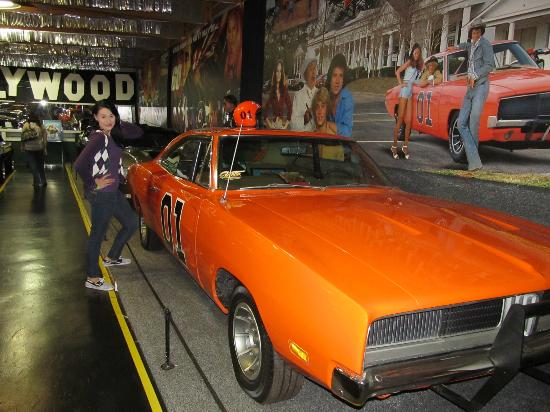 Volo Auto Museum: General Lee and Miss Daisy...