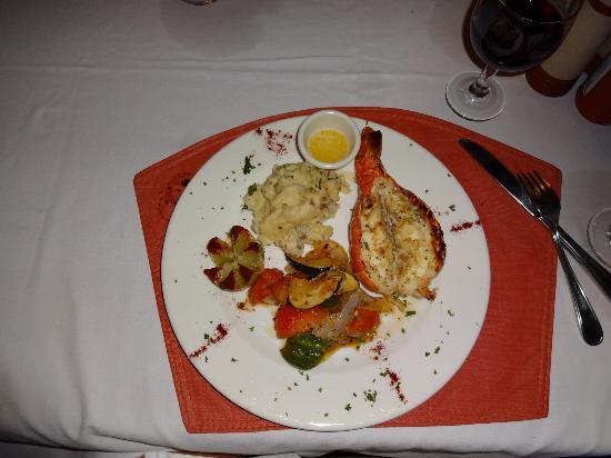 هاتشيت كاي آيلاند ريزورت: lobster
