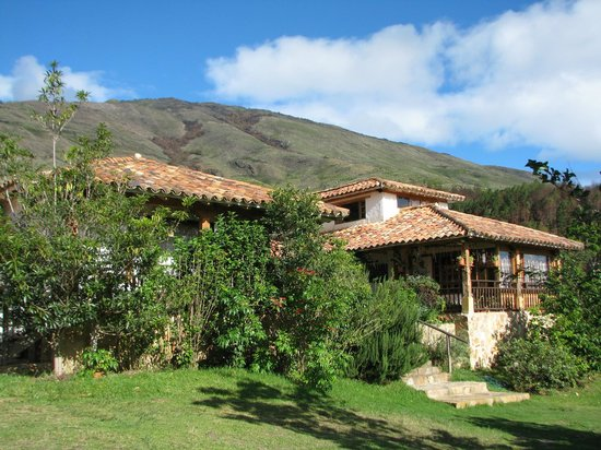 Renacer Hostal: Hostal Renacer Colombian Highlands
