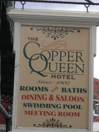 Angela's: Copper Queen Shingle