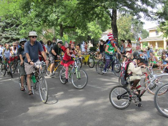 "Holiday Inn Express Fort Collins: Ft Collins' ""Tour de Fat"" BEST family event ever"