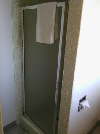 Mar Clair Motel: Great shower