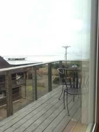 Happy Camp Hideaway: view