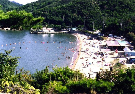 Tamano, Japan: 出崎海岸