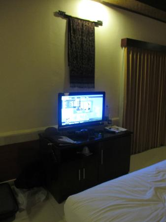 Sri Phala Resort & Villa: tv available