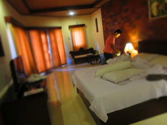 Sri Phala Resort & Villa: inside the room