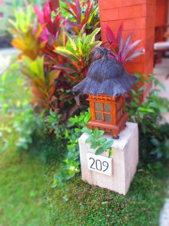 Sri Phala Resort & Villa: our room number