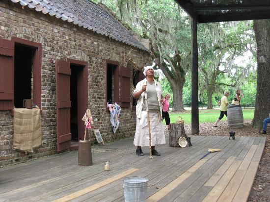 Boone Hall Plantation Gullah Theater