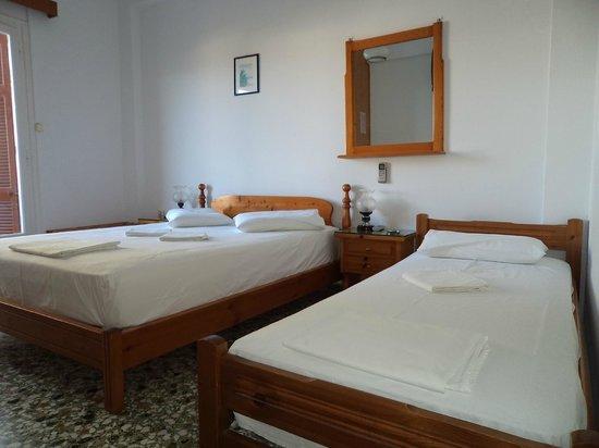 Pension Dreams: room no:1