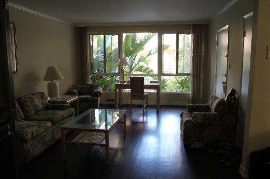 Cal Mar Hotel Suites: piece principale