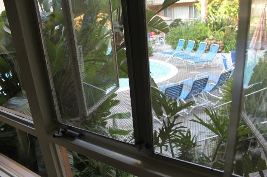 Cal Mar Hotel Suites: vue de la piece principale