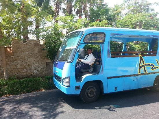 Citadel Azur Resort: Bus Taf - TafH
