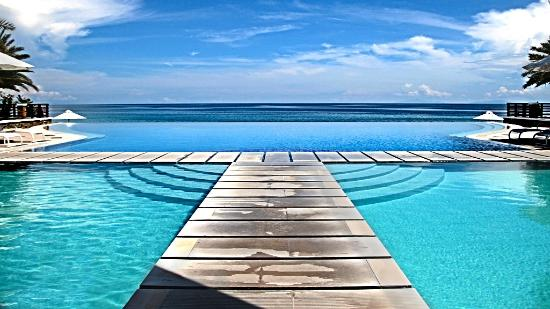 Acuatico Beach Resort & Hotel: hi-res image of pool. incredible. loved it.