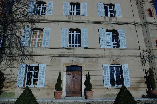 Entrée - Picture of Chateau du Grand Jardin, Valensole ...