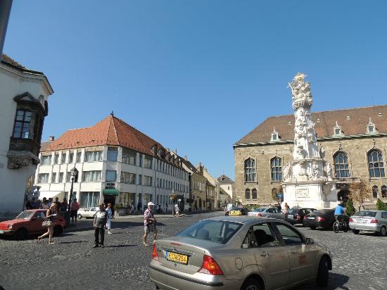 Burg Hotel: Hotel Burg