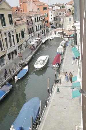 Residence Palazzo Odoni : Aussicht aus dem Apartement