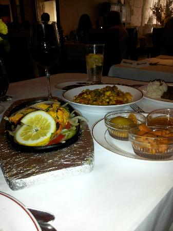 Ajanta distinctive indian cuisine berkeley menu prices for Ajanta cuisine of india
