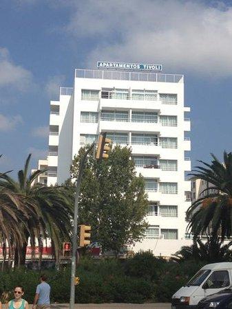 My Tivoli Ibiza Apartments: Tivoli