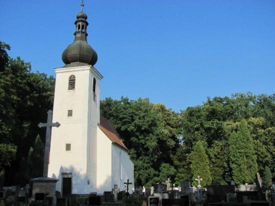 Saint Giles Church: front