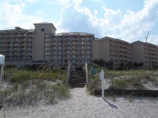 ‪‪Omni Amelia Island Plantation Resort‬: The Beach!