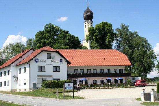 Landgasthof kollmeder furth bei landshut restaurant Markisen furth bei gottweig