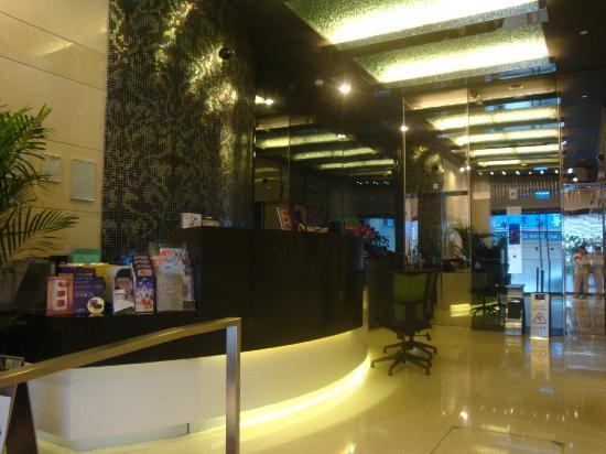 The Bauhinia Hotel - Central: Bauhinia Central: Hotel Lobby