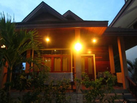 Haad Yao Villa: bungalow