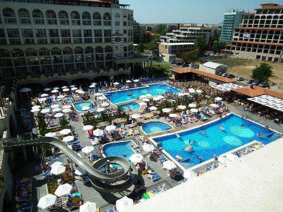 Iberostar Sunny Beach Resort View From Room 2624