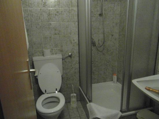 Restaurant Land-Gut-Hotel Winterl: Bad für zwei zu klein