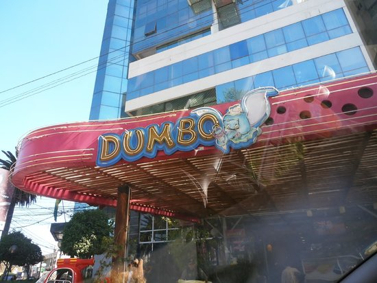 Dumbo - Ballivian: Local Central en Cochabamba