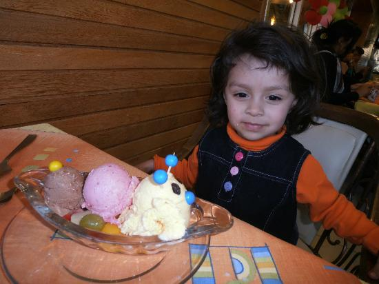 Dumbo - Ballivian: Variedad de helados
