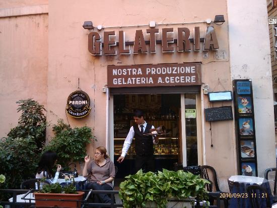 Gelateria Cecere Antonietta: Miss You