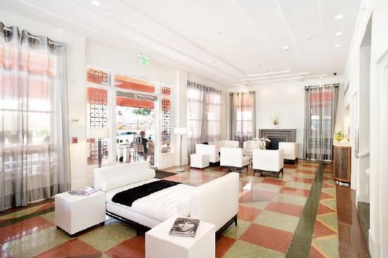 Room Mate Waldorf Towers: Lobby