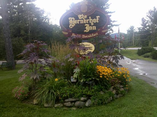 Bernerhof Inn Bed and Breakfast: Welcome