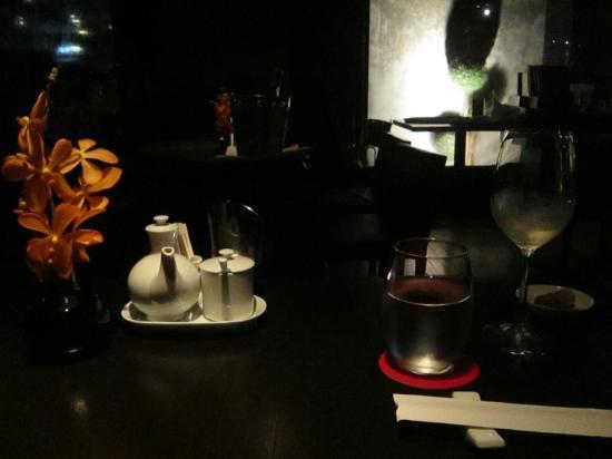 Koi Lounge Bangkok : atmosphere
