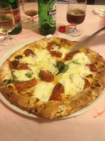 Pizzeria Pub Lady Pizza: rustica