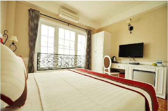 Calypso Suites Hotel: Calypso deluxe room