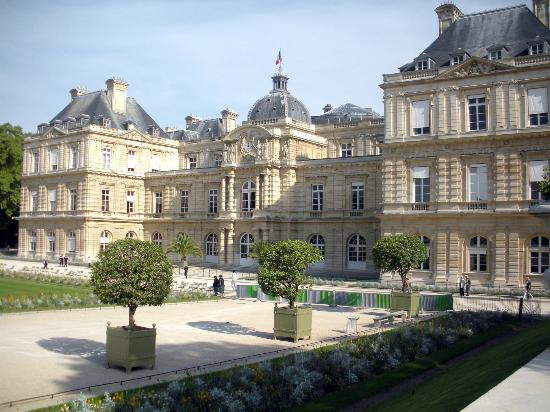 Jardin du luxembourg picture of luxembourg gardens for Jardin du luxembourg hours