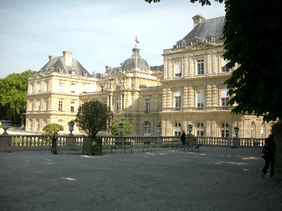 Jardin du luxembourg picture of luxembourg gardens - Jardin du luxembourg hours ...